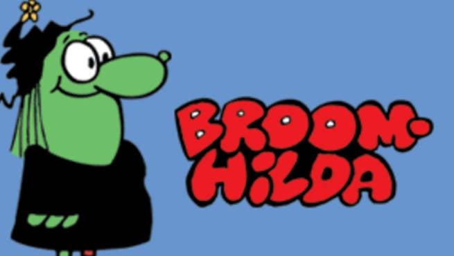 Broom Hilda Header