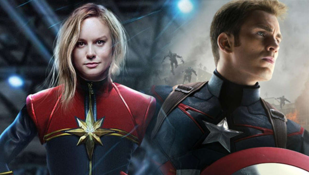 chris evans weighs in on brie larson as captain marvel