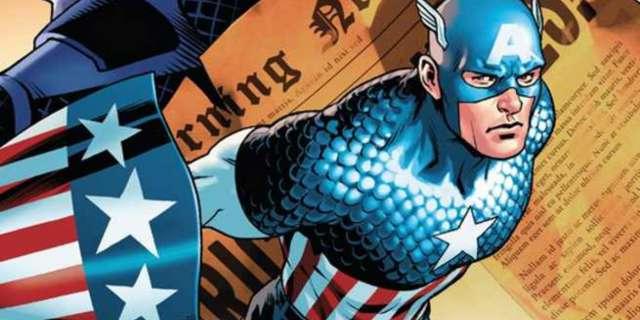 Captian America Steve Rogers #2