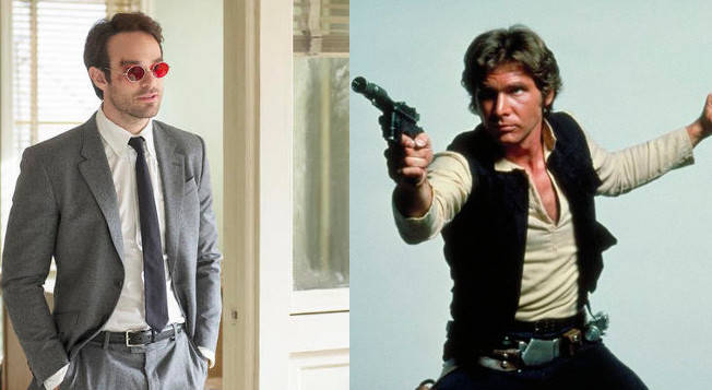 Charlie Cox Han Solo