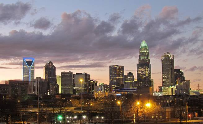 Charlotte North Carolina