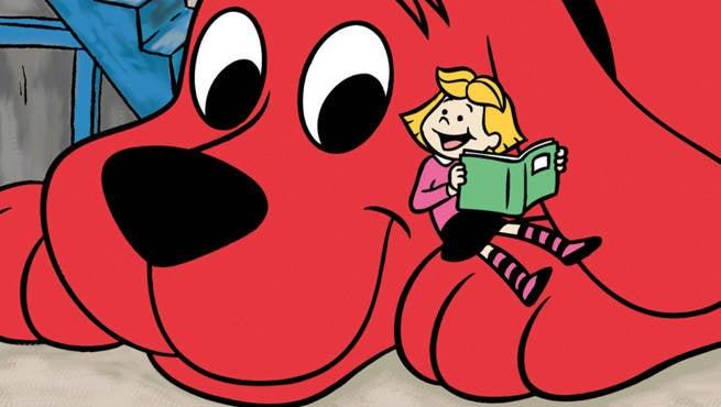 Clifford Big Red Dog