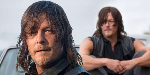 The Walking Deads Norman Reedus Talks About Professional Daryl