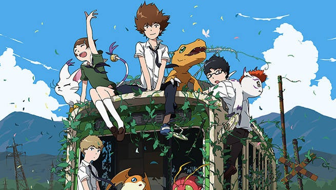 New Digimon Film Set For Nationwide Release In US