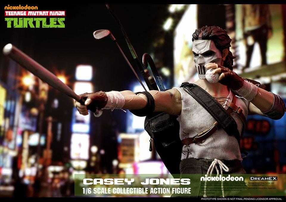 DreamEX Spotlights Teenage Mutant Ninja Turtles Casey Jones