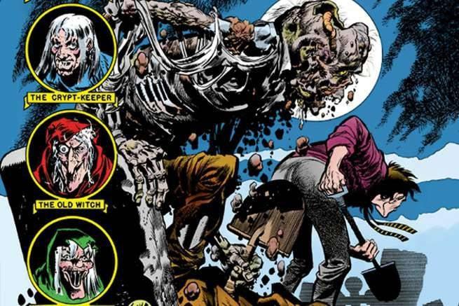 EC Comics Horror