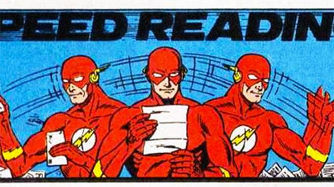 flashspeedread