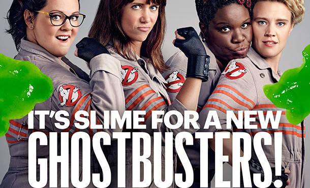 Ghostbusters 2016 EW