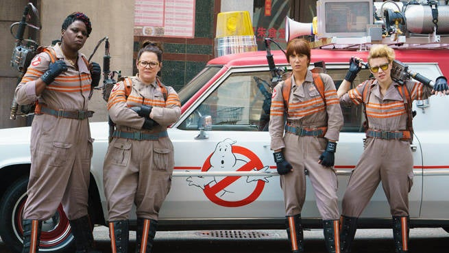 Ghostbusters Tracking For Up To $50 Million Debut