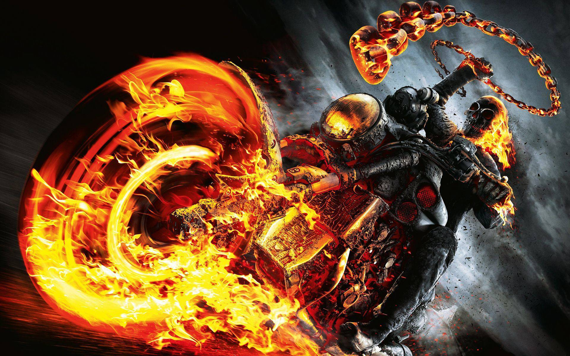 Gost rider image