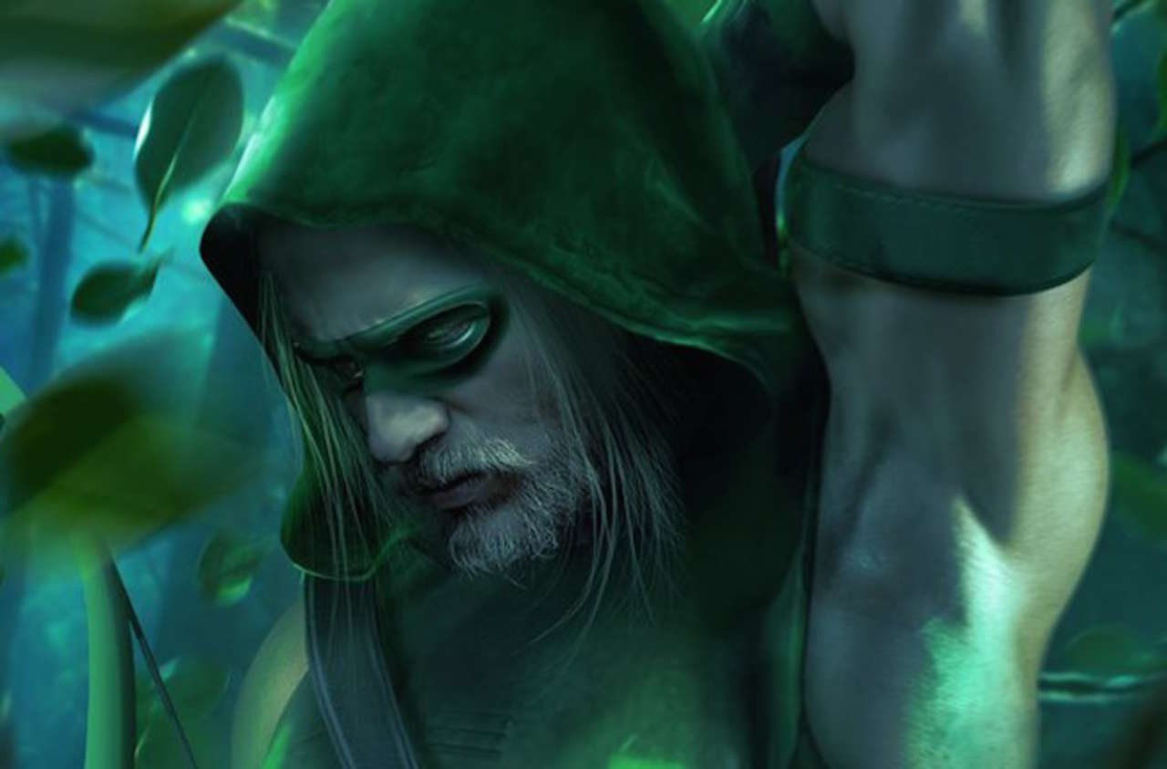 Image result for charlie hunnam green arrow