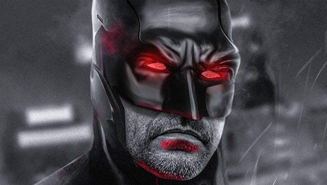 JDM Flashpoint Batman