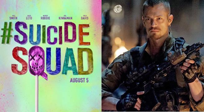 Joel Kinnaman Suicide Squad