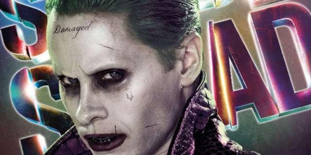 Horror Movie Tattoo Flash David Ayer's Joker Ins...