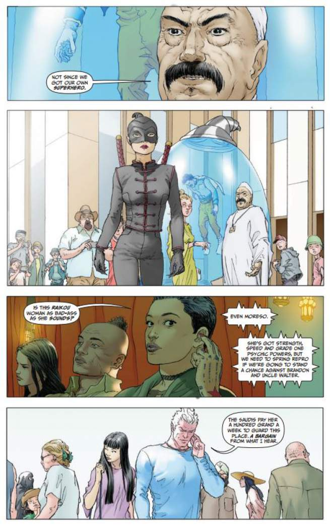 Jupiters Legacy 1 - Page 20 - Frank Quitely 1464796804 108.171.130.189