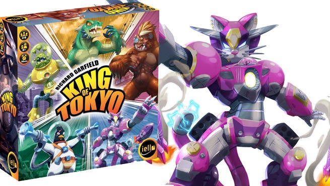 King of Tokyo Revised Edition
