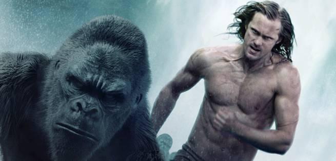 6 Legend Of Tarzan Clips & B-Roll Footage Released