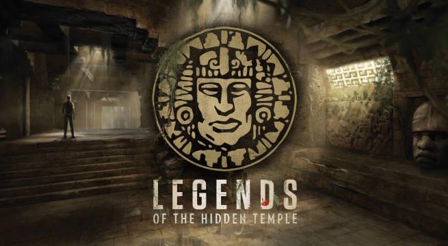 Legends of Hidden Temple 1