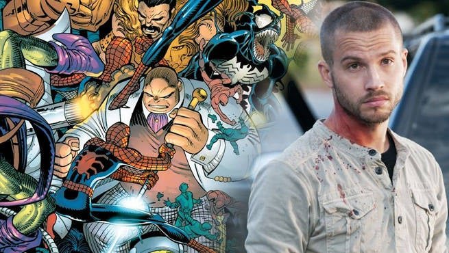 Logan Marshall Green Villains