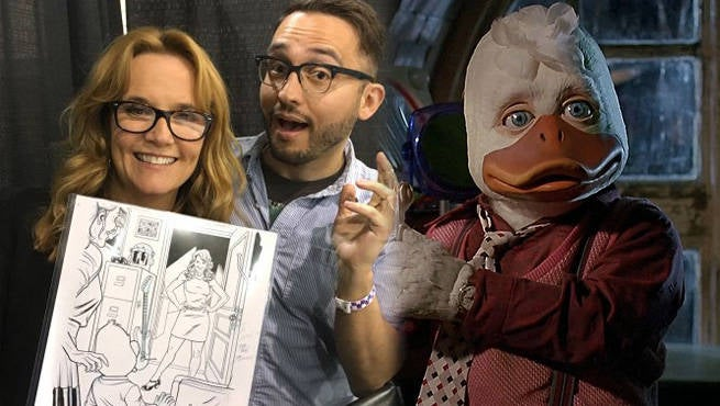 Lea Thompson Is Returning To Howard The Duck