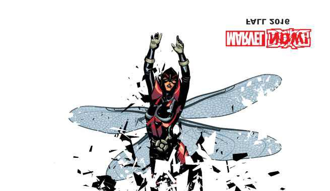 Marvel NOW Wasp