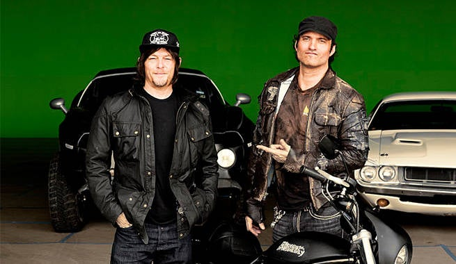 Ride With Norman Reedus Recap With Spoilers: Twisted Sisters