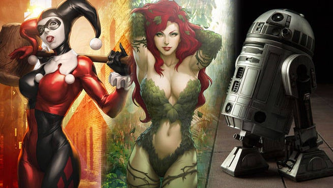 Sideshow SDCC 2016 Exclusives2