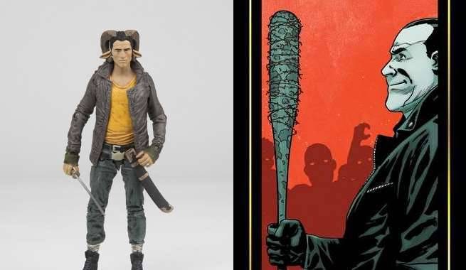 Skybound SDCC Exclusives 2016
