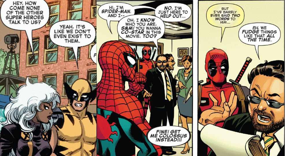 Spider-Man DP 6 interior