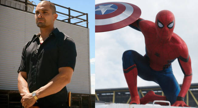 Spiderman Homecoming Casting