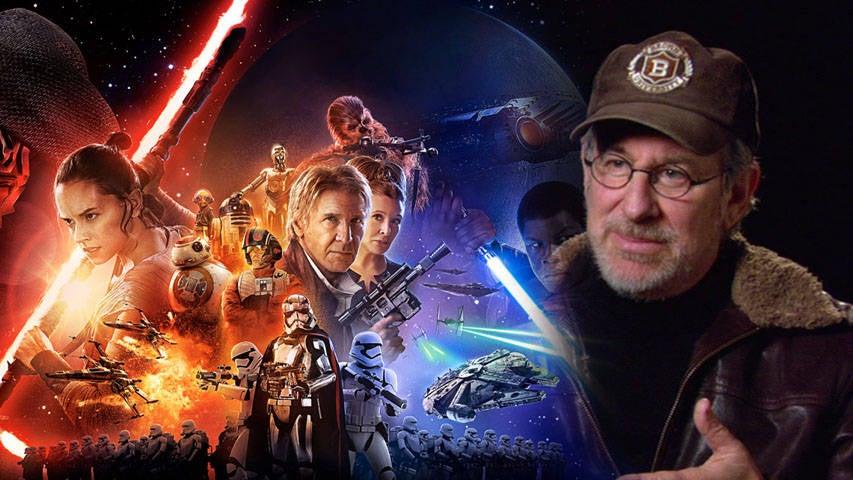 Spielberg Star Wars