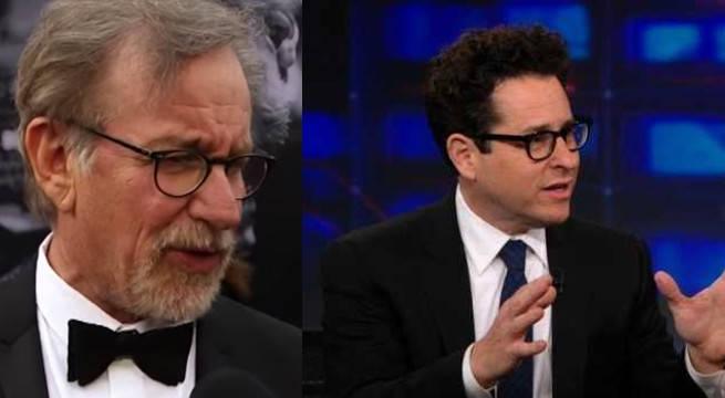 Steven Spielberg JJ Abrams