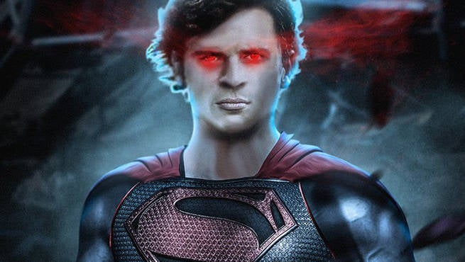 Tome Welling Superman