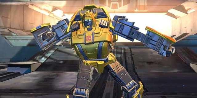 Transformers Earth Wars Bumblebee