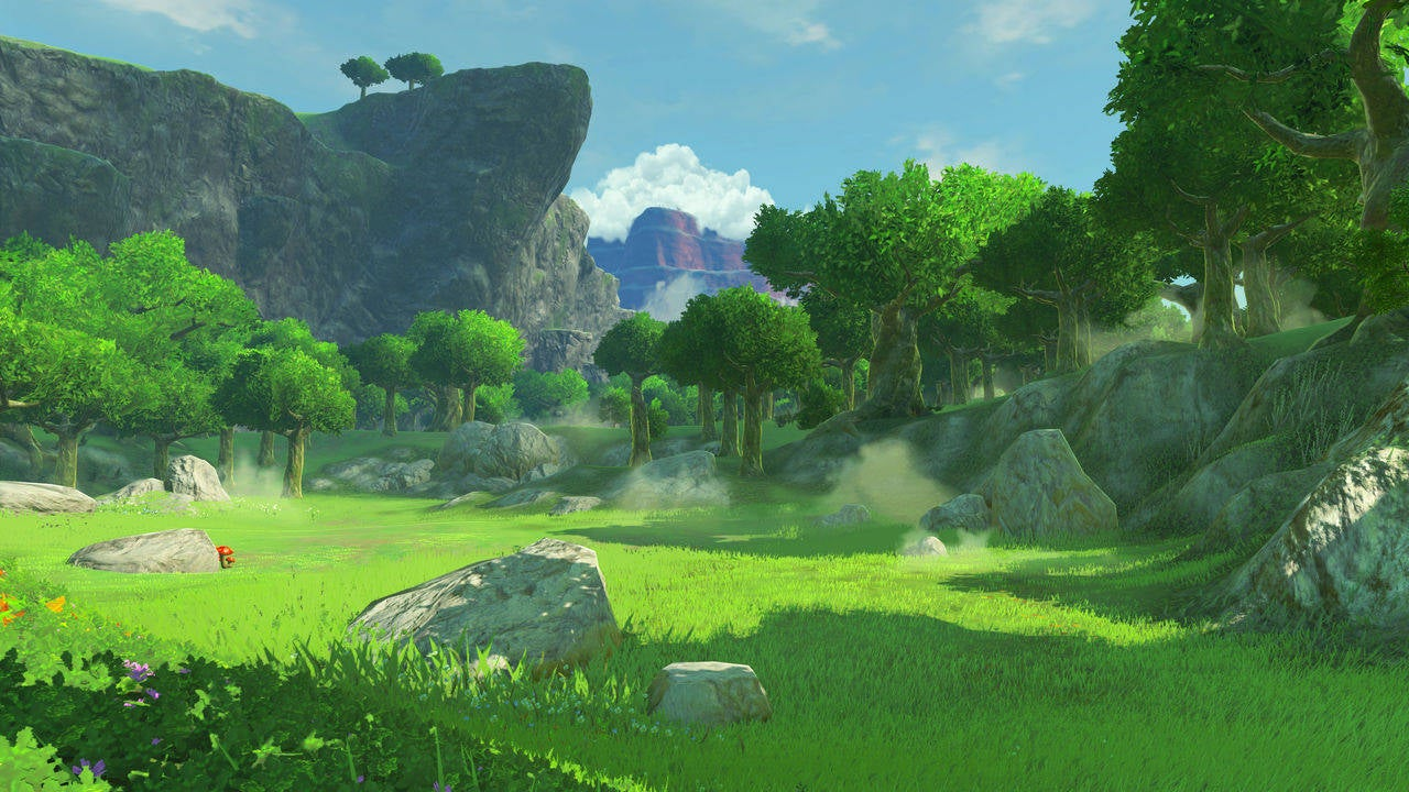 Zelda: Breath Of The Wild Cheat Lets You Spawn Any Object