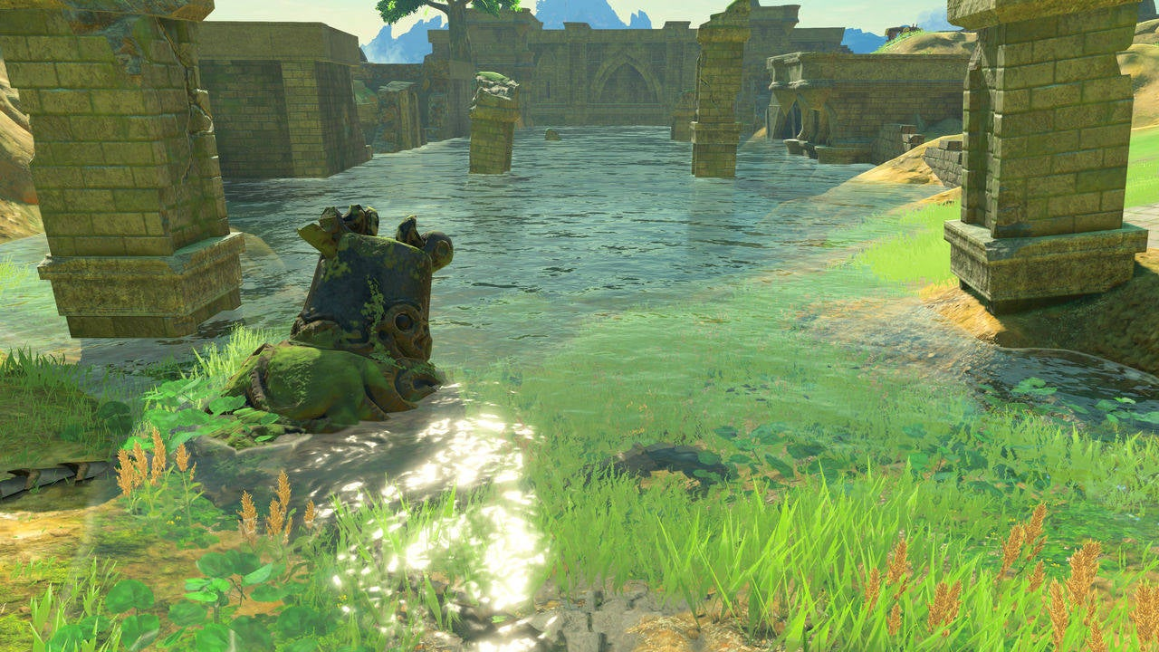 Zelda: Breath Of The Wild Cheat Lets You Spawn Any Object, Anywhere