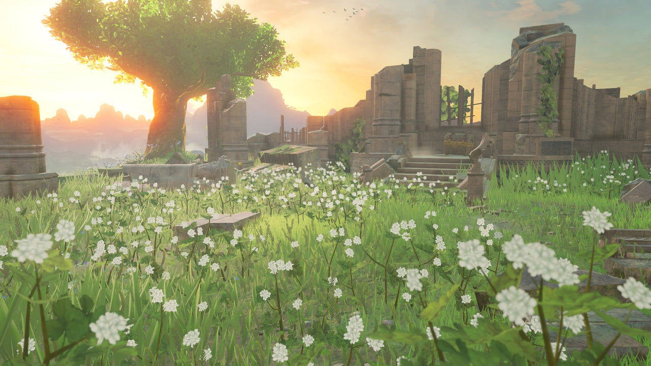 Zelda: Ocarina Of Time Fans Need To Play This Unreal Engine