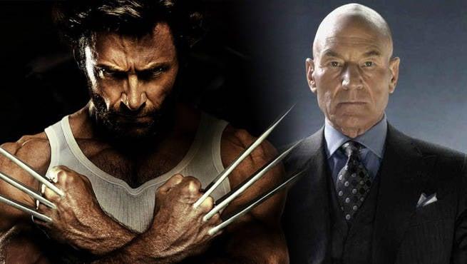 Wolverine Prof X