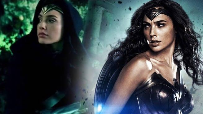 Wonder Woman Gal Gadot Solo Team