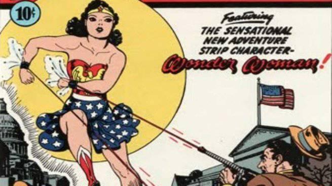Wonder Woman William Moulton Marston