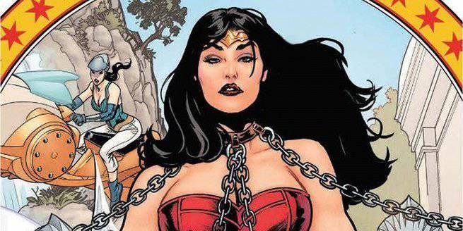 Wonder Woman Yanick Paquette