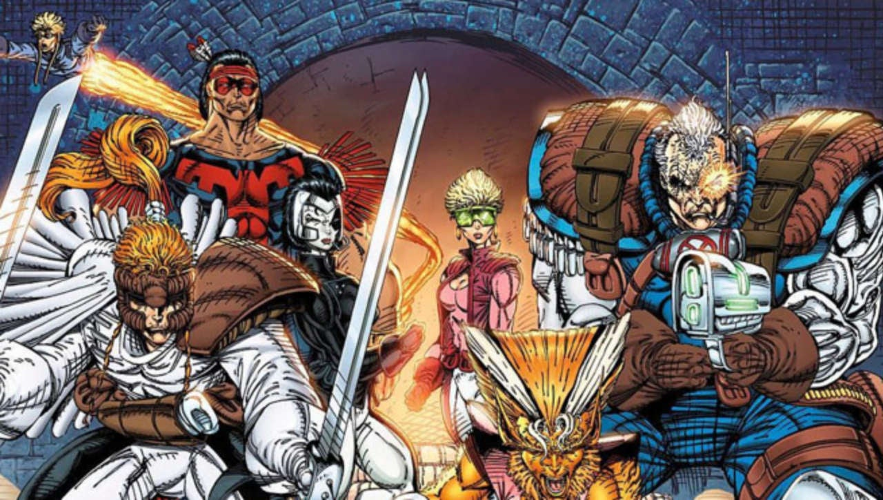 Rob Liefeld Reflects On X-Force Debuting To 5 Million Copies Sold