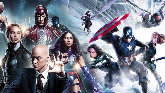 Xmen Team Cap revised
