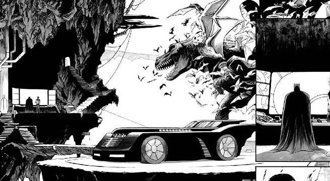 all-star batman #1 teaser
