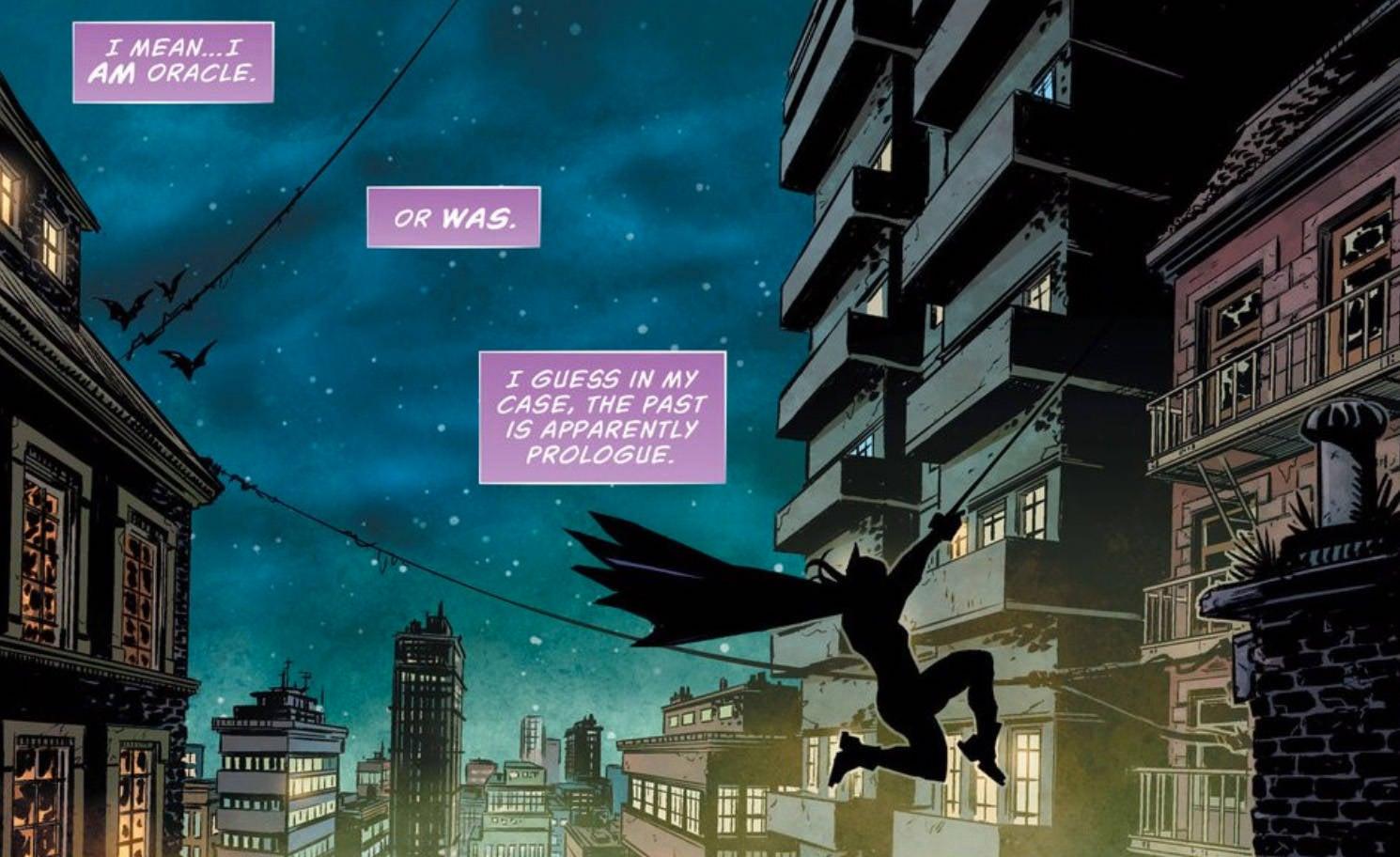 Batgirl BOP 1