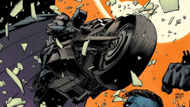 Batman 3 Header