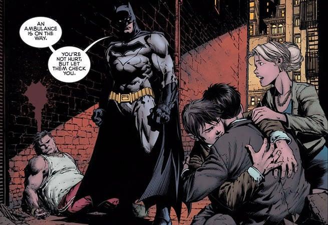Batman 3 Image 1