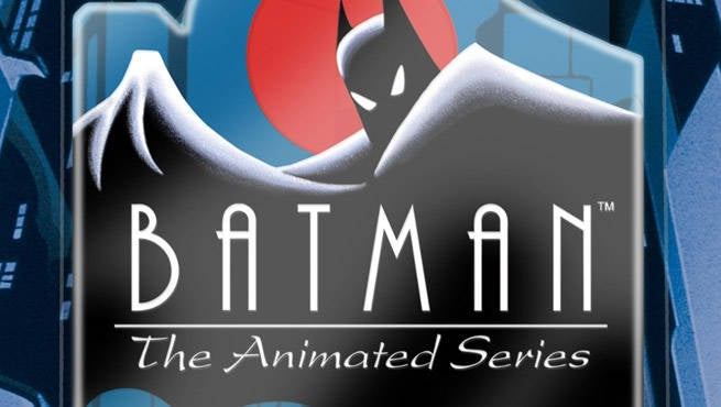 Batman Animated Dice Game