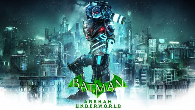 Batman Arkham Underworld Header