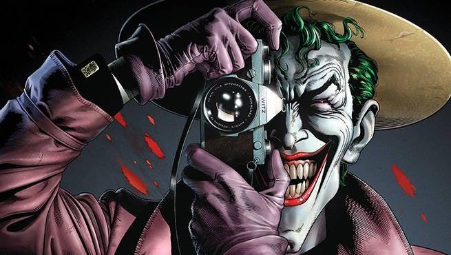 Batman Killing Joke Soundtrack